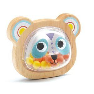 Babajáték – Pandafej csörgő – BabyPandi