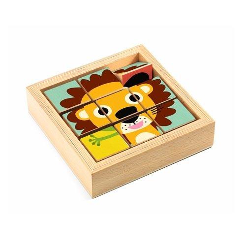 Gyerekjáték - kockakirakó - Turnanimo