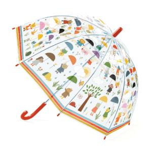 Gyerek esernyő – esernyőt tartó állatok