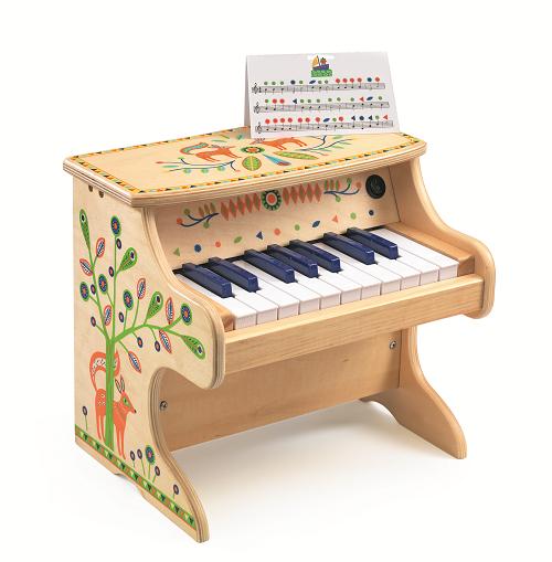 Játékhagszer-zongora