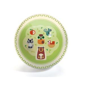 Közepes labda – erdei állatok