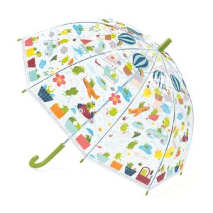 Gyerek esernyő – békás