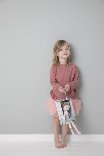 Little Dutch - Rosa baba - 50 cm