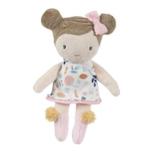 Little Dutch – Rosa baba – 10 cm