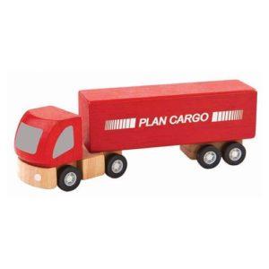 Fa kisautó – kamion