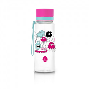 BPA mentes kulacs – Kis Rózsaszín Szörnyecske (400 ml)