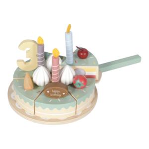 Little Dutch – Vágható szülinapi torta