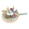 Little Dutch - Vágható szülinapi torta