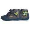 D.D.step Átalakítható kék zárt cipő
