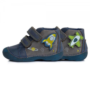 D.D.Step – Átmeneti gyerekcipő – zárt cipő – átalakítható – fiú