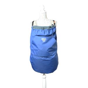 Vízlepergető, 3 évszakos hordozótakaró – Kék