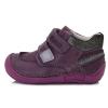 D.D.Step - Vízlepergető átmeneti gyerekcipő - zárt cipő - lila - lány