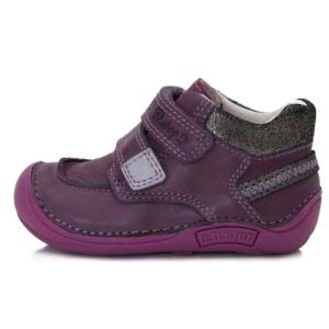 D.D.Step – Vízlepergető átmeneti gyerekcipő – zárt cipő – lila – lány