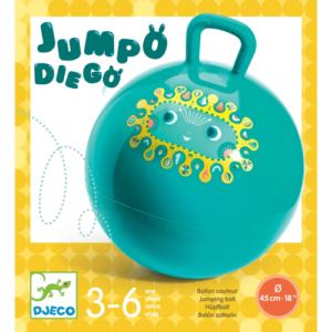 Óriás ugráló labda (Djeco, 0181)