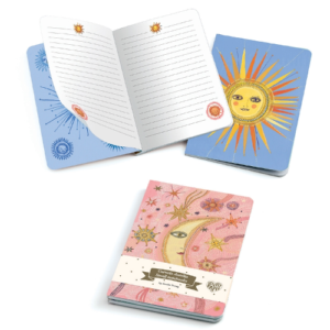 2db-os jegyzetfüzet – Nap, Hold