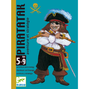 Kártyajáték – Kalózcsata -Pirat Atak (Djeco, 5113)