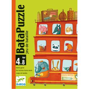 Kártyajáték – Bata-Puzzle (Djeco, 5125)