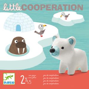 Kooperációs játék kicsiknek (Djeco, 8555)