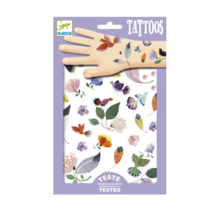 Tetováló matricák – Levegőben (Djeco, 9582)