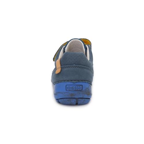 D.D.Step - Vízlepergető - Átmeneti gyerekcipő - sötétkék - kisfiú bokacipő