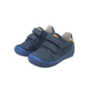 D.D.Step – Vízlepergető – Átmeneti gyerekcipő – sötétkék – kisfiú bokacipő