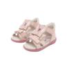 D.D.Step – Nyitott gyerekcipő – bőr szandál - nyuszi füles -kislány