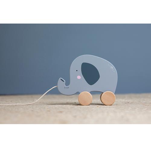 Little Dutch - Húzható elefánt