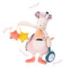 Moulin Roty - Plüss foglalkoztató játék - egérke