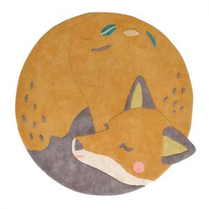 Moulin Roty – Szőnyeg gyerekszobába – róka