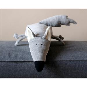 Plüss játék – farkas