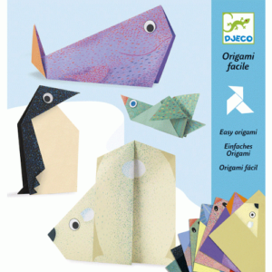 Origami – Sarkkör állatai