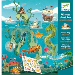 Matricás meseszövés – tengeri kalandok