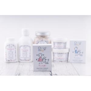 ORIGI Natúrkozmetikum – Gyerek szappan – Kecsketejes, lányoknak