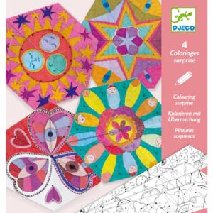 Origami – Mandalák