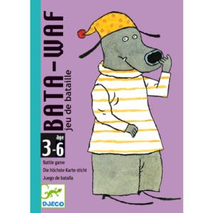 Kártyajáték –  Kutyavilág (Djeco, 5104)