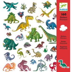 Matrica készlet – dinoszaoruszok