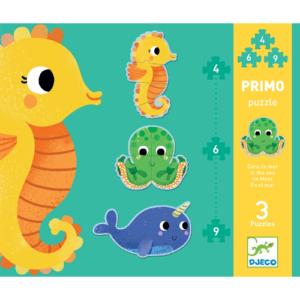 Primo puzzle – Tengerben