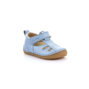FRODDO – nyitott gyerekcipő – zárt szandál –  világoskék