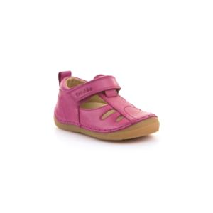 FRODDO – nyitott gyerekcipő – zárt szandál –  fukszia