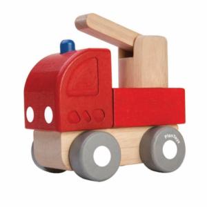 Fa autók – Mini tűzoltó autó