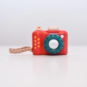 PlanToys – Első fényképezőgépem