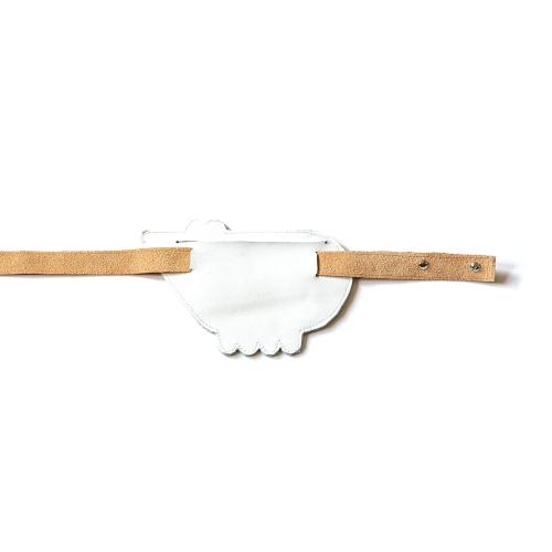 Gyerekzseb - fehér tengerimalac