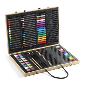 Kreatív festő és rajz készlet – Big Box – (Djeco 9750)