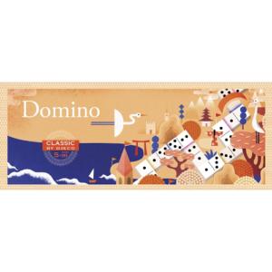 Klasszikus társasjátékok – Domino (Djeco, 5229)