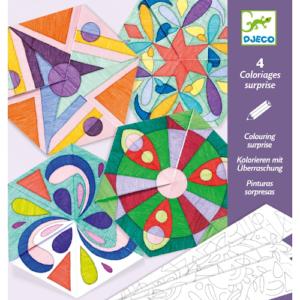 Origami – Mandalák – Rozetta (Djeco 9656)