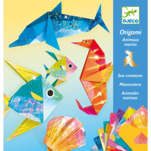 Origami – Tengeri világ