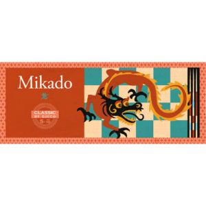Klasszikus társasjátékok – Mikadó, marokkó (Djeco, 5210)