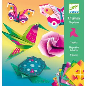 Origami – Trópusi világ