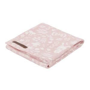Little Dutch – Textilpelenka 120 cm – Pink