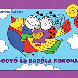 Citera – Bogyó és Babóca rokonai